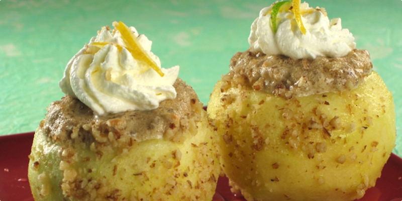 Tufahije – kolač od jabuke