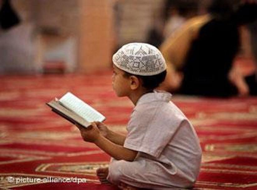 Mudri muslimanski dječak