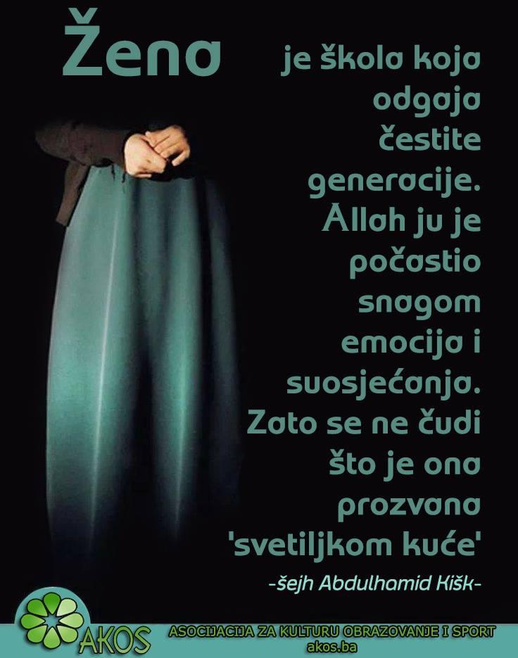 Žene u Islamu – budi divna