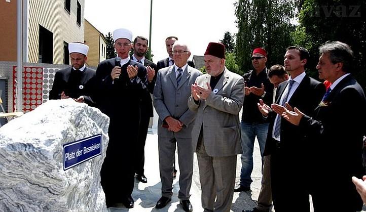 Austrija: U Welsu svečano otvoren Trg Bošnjaka