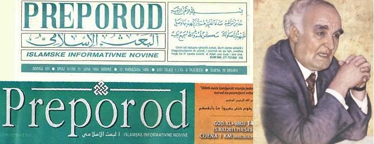 Preporod newspaper: An agent of and a witness to islamic revival in Bosnia