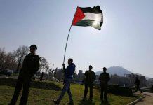 Prije nekoliko godina bila je zabranjena i sama pomisao na podršku Palestini [Reuters]