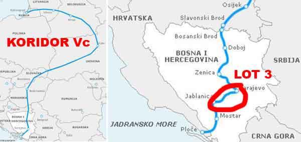 Kraća trasa: Autoput od Konjica do Mostara kroz Prenj uz uštedu od 300 miliona eura
