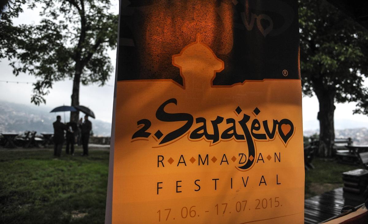 Otvoren Sarajevo Ramazan Festival: Top sa Žute tabije označio početak ramazana