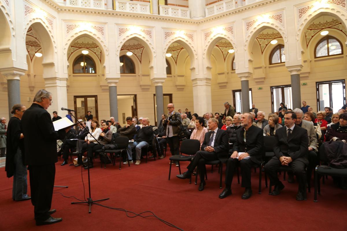 Otvoreni 54. Sarajevski dani poezije