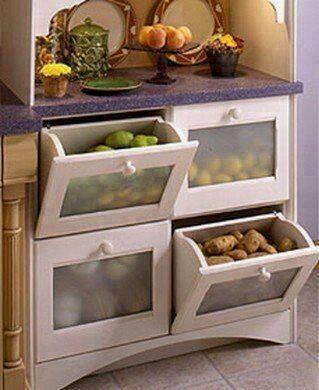 Odlični savjeti za uštedu prostora u kuhinji FOTO