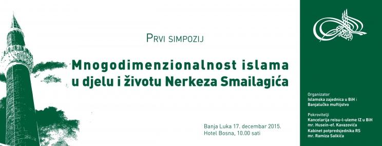 Banjalučko muftijstvo organizira prvi simpozij o životu i djelu Nerkeza Smailagića