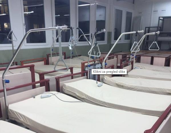 """Bihać: Udruženje """"Prosvjetitelj"""" doniralo Kantonalnoj bolnici krevete u vrijednosti od 262.500 KM"""