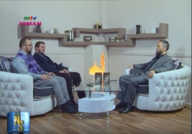 """Promocija knjige """"Husein Đozo – razmišljanja i fetve"""" u emisiji Naša svakodnevnica na MTV Igman VIDEO"""