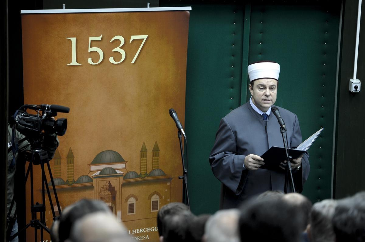 Sarajevo: Gazi Husrev-begova medresa obilježila 479. godišnjicu rada