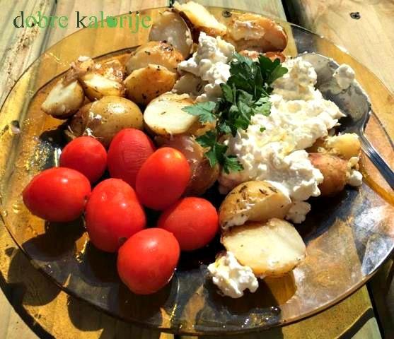 Zdravi recept – Aromatični krompir