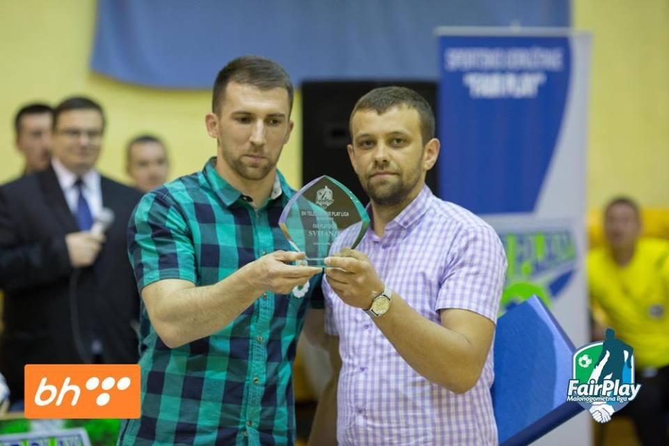 Ekipa Udruženja Svitanje osvojila titulu Fairplay tima četvrte sezone Fair Play lige