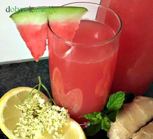 Zdravo osvježenje: Napravite napitak od lubenice