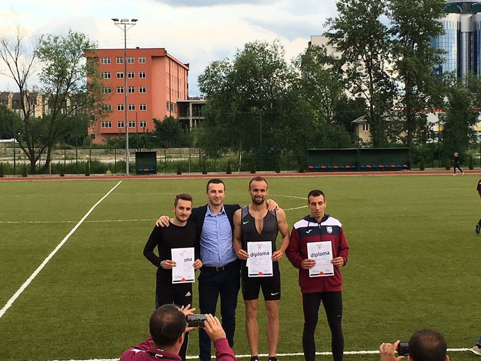 "Atletski miting u centru ""Safet Zajko"" – Amel Tuka oborio novi lični rekord na 400m"