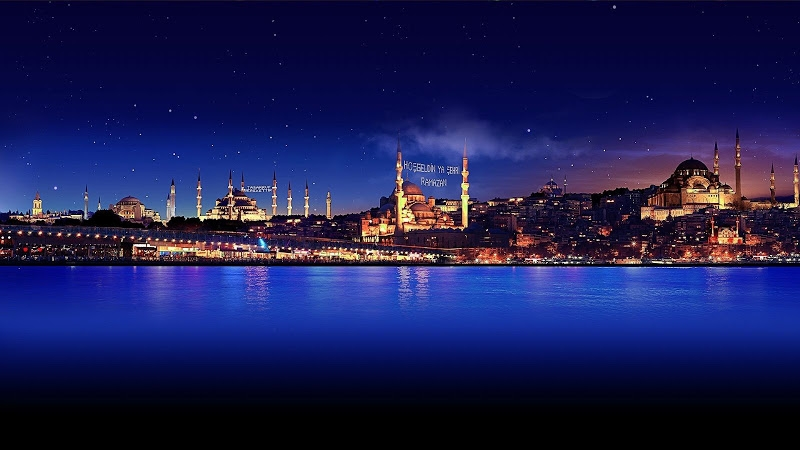 Moja putovanja: Ramazan u Istanbulu
