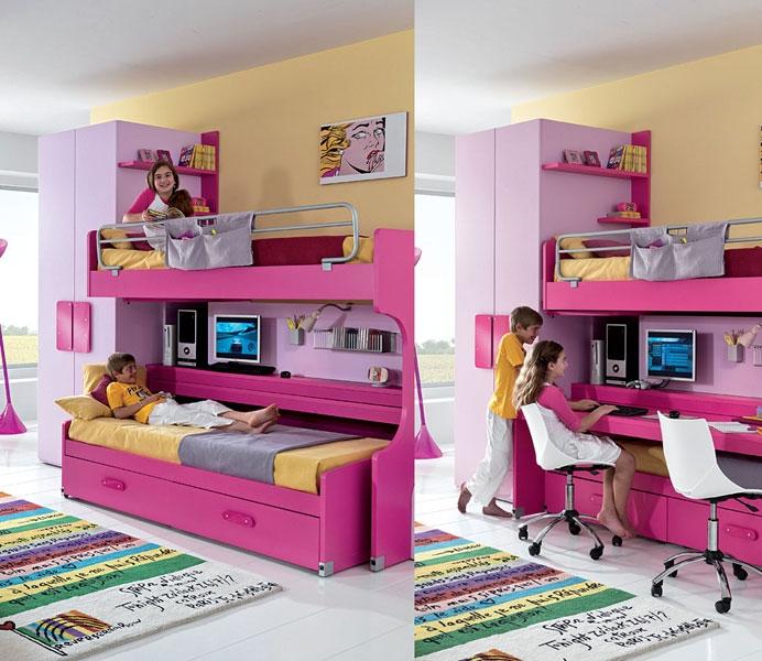 Uređenje dječije sobe