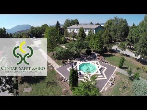 Centar Safet Zajko dobija vještačko jezero sa botaničkom baštom