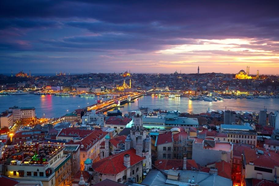 Vrata Orijenta: Istanbul