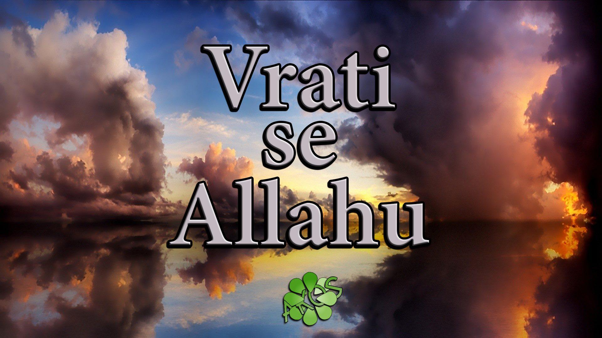 Spoznaj svoga Gospodara: Šta misliš o Allahu?