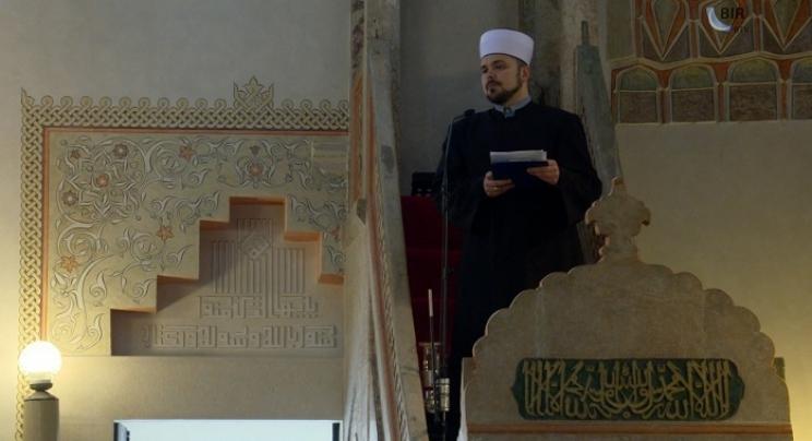 Hutba iz Begove džamije: Smrt je opomena za vjernike