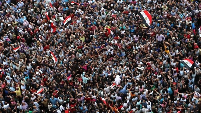 Peta godišnjica masakra nad demonstrantima na trgu Raba u Egiptu