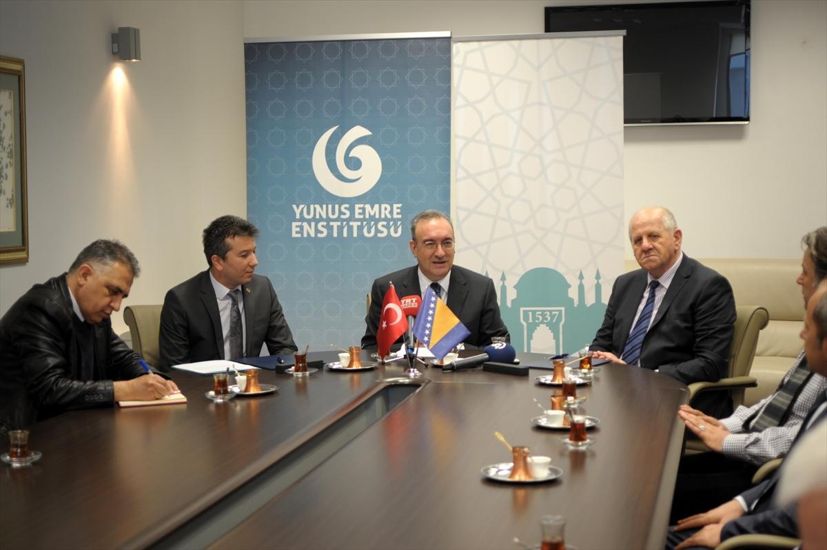 Sarajevo: Potpisan protokol o saradnji između Yunus Emrea i Gazi Husrev-begove biblioteke