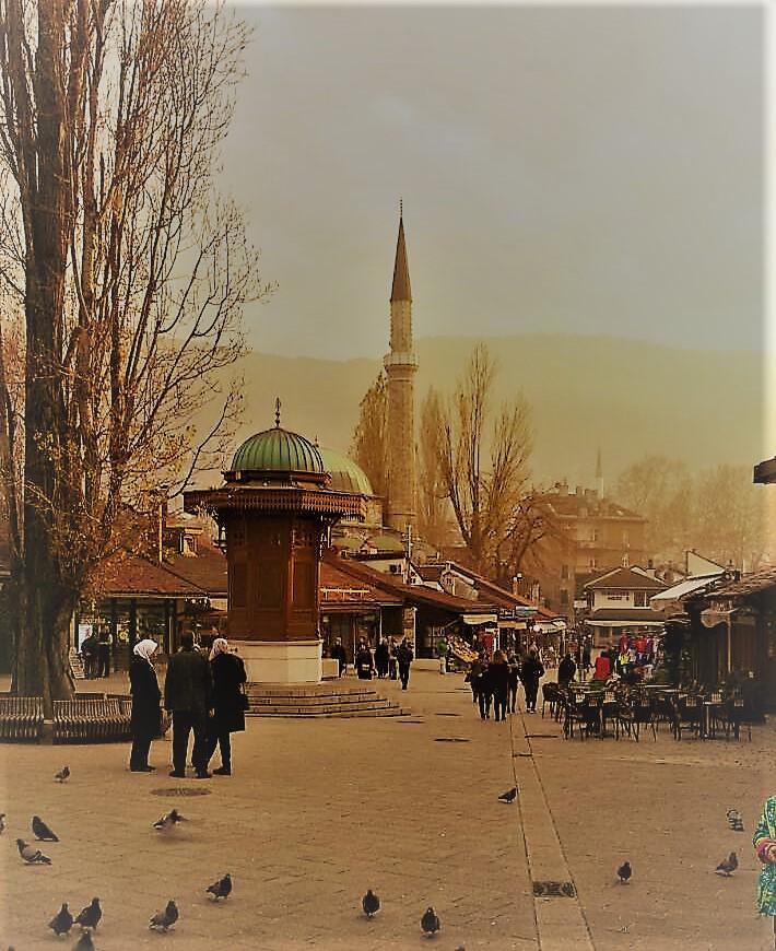 Tarih: Sarajevska Baščaršija
