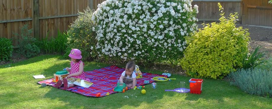 Kako da vaše dvorište bude bezbjedno za dijete?  AKOS
