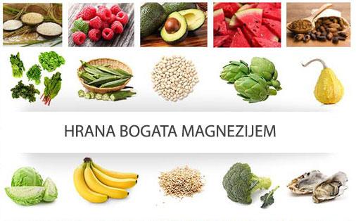 Šest zdravstvenih prednosti magnezija