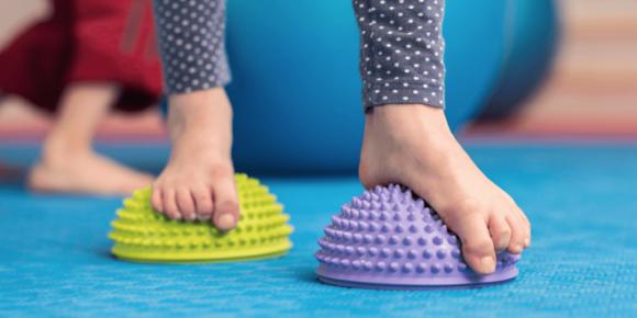 Kako nastaju ravna stopala?