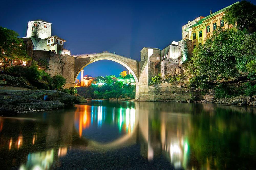 Posjetiteljima Starog mosta u Mostaru osiguran besplatan internet
