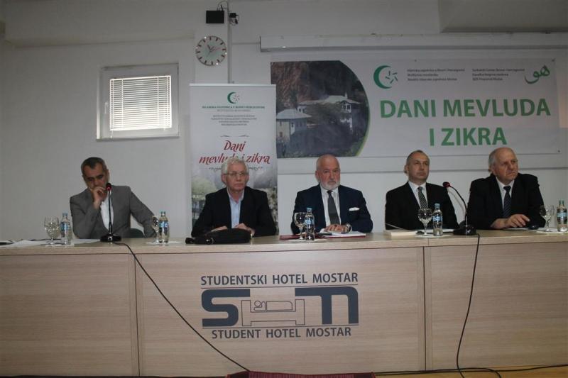 """Naučni skup """"Imam Ćamil Avdić"""" – Život posvećen dinu i vatanu"""
