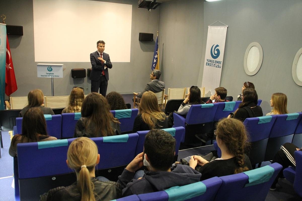 Grupa studenata turkologije iz Zagreba posjetila Sarajevo