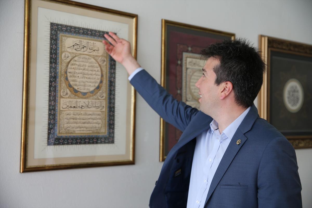 Yunus Emre: Dodjela certifikata polaznicima kurseva i izložba kaligrafije