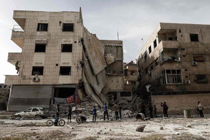 """Rusija, Turska i Iran potpisale sporazum o formiranju """"zona bez sukoba"""" u Siriji"""