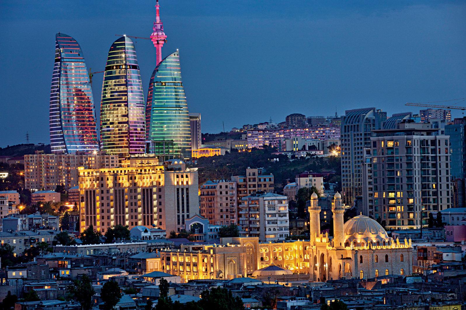 Sarajevo i Baku – 45 godina pobratimstva