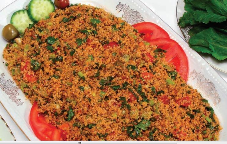 Bakal vam preporučuje za iftar: Salata sa sitnim bulgurom
