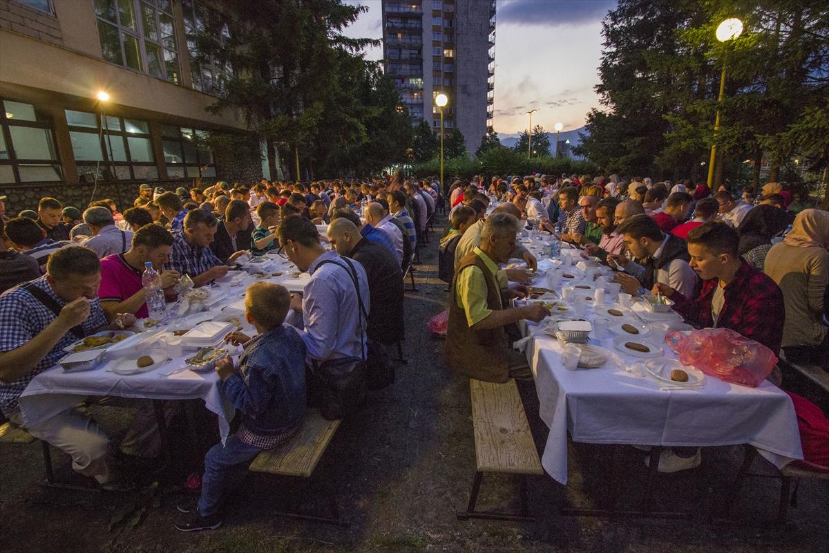 AKOS i Izviđački odred Sebilj u Zenici organizovali iftar