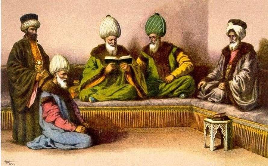 KNJIŽEVNOST MUSLIMANSKIH NARODA U EVROPI