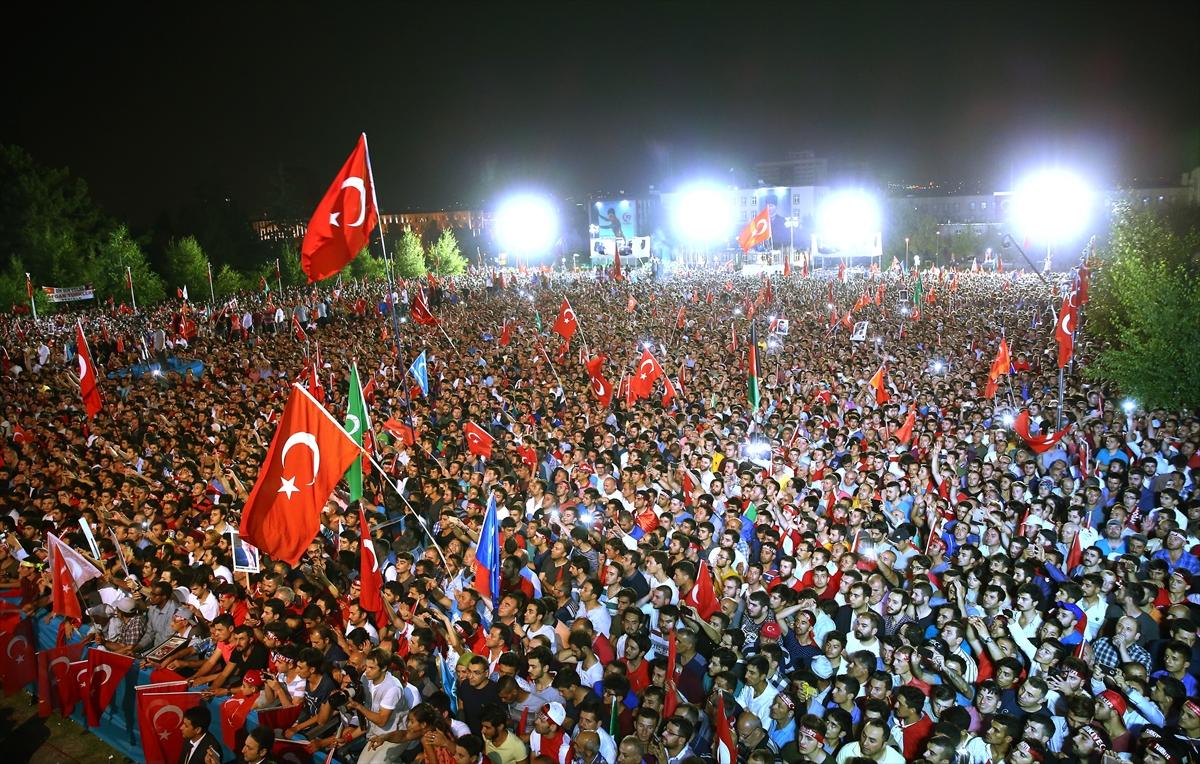 Akos.ba u Ankari na obilježavanju godišnjice pokušaja državnog udara u Turskoj