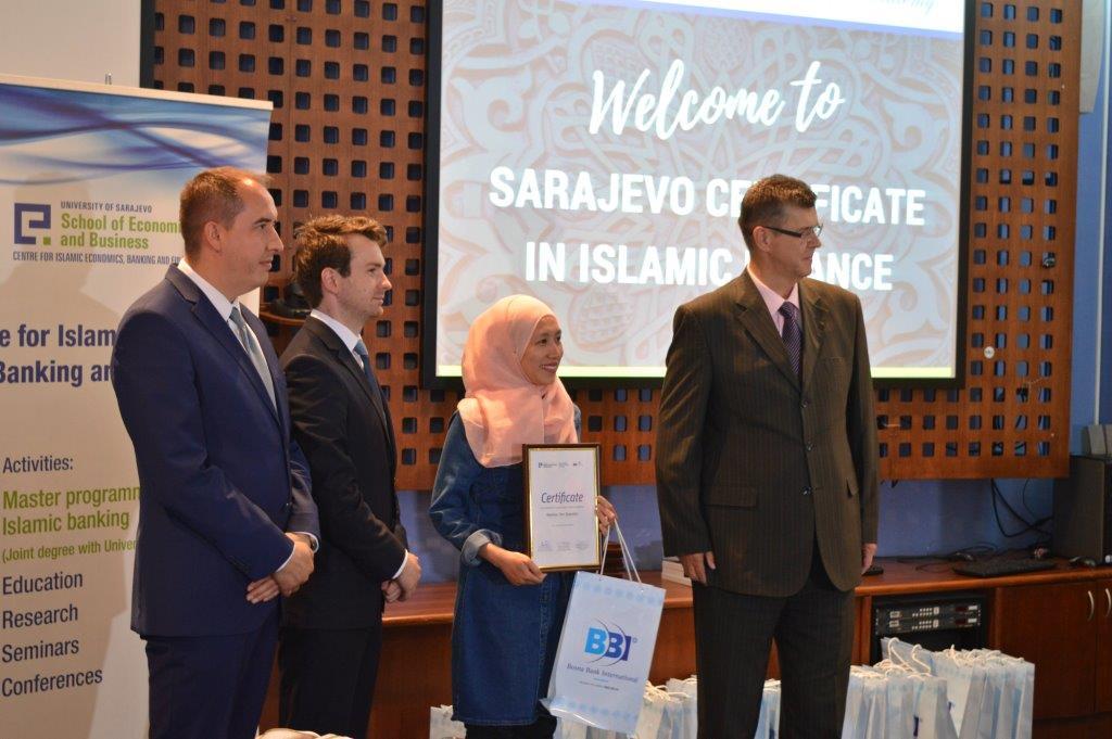 CIEBF i BBI Academy: Završen prvi seminar o islamskim finansijama u Sarajevu