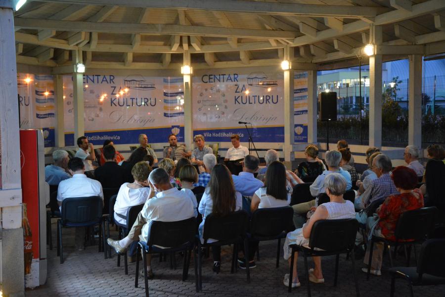 U Centru za kulturu Dobrinja održano književno veče posvećeno Aliji Isakoviću