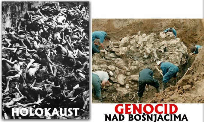 Srebrenica i holokaust: U čemu je razlika?