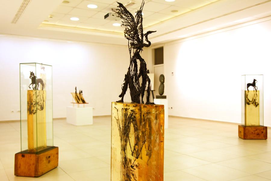 Vrhunska umjetnička djela Nedžada Ibrišimovića u Galeriji Općine Novi Grad Sarajevo