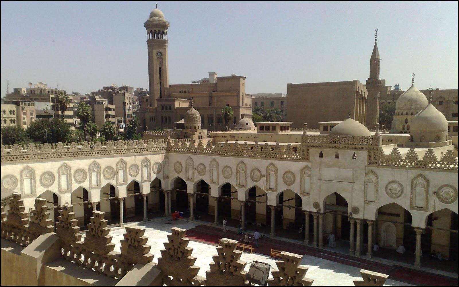 Azhar: Jedan od najstarijih univerziteta ima 79 fakulteta, 143 smjera i preko 300 000 studenata