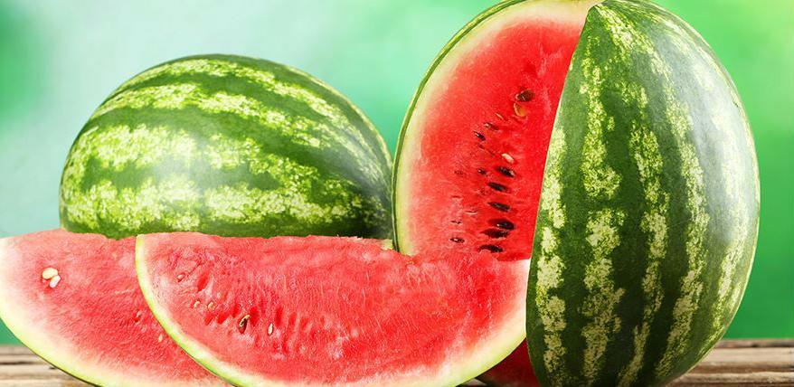 Kako da kupite najslađu lubenicu?