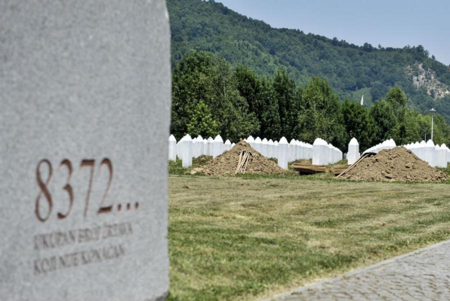Srebrenički juli
