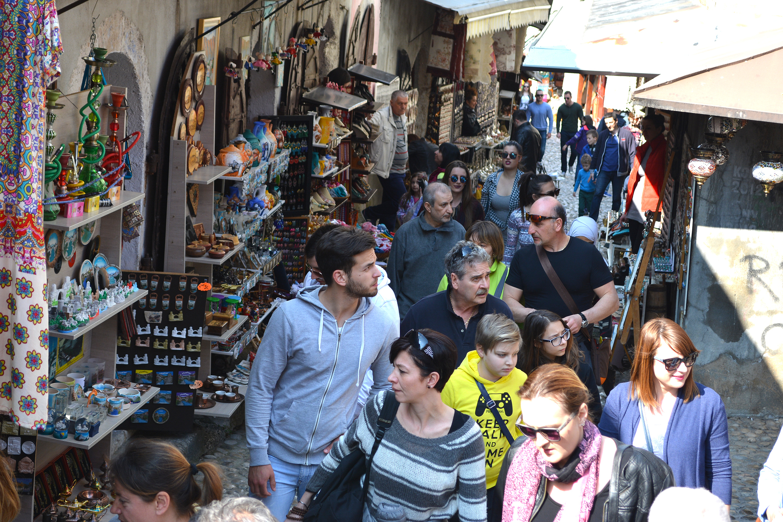 Za pola godine 1,3 miliona noćenja turista u BiH