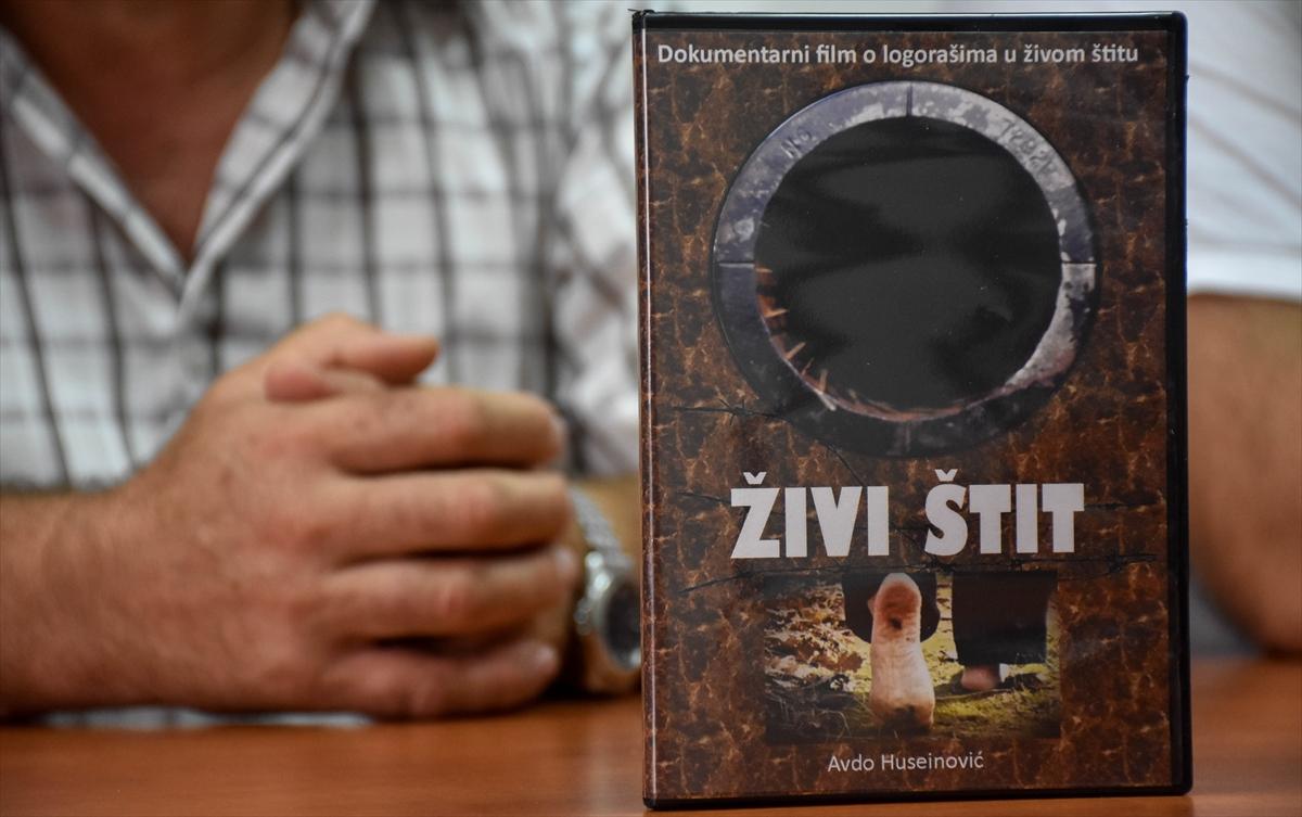 """Pogledajte novi film Avde Huseinovića """"Živi štit"""""""