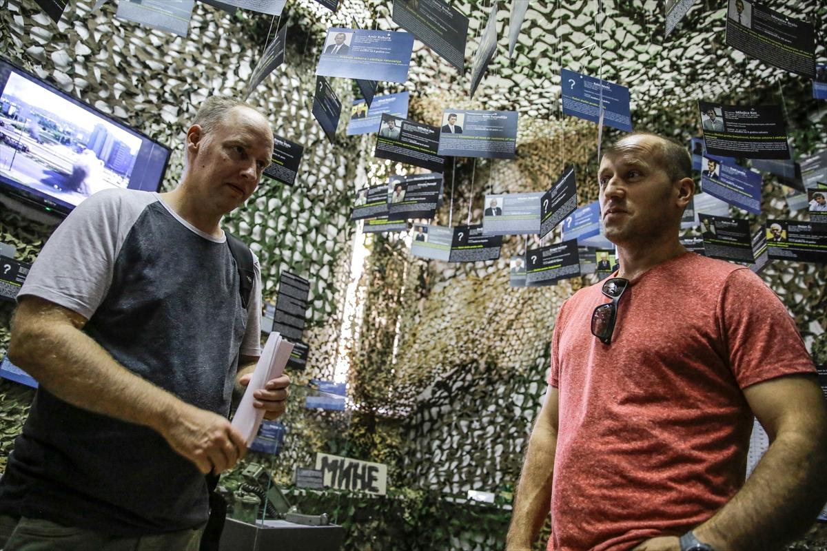 Muzej zločina protiv čovječnosti i genocida: Pripadnik holandskih trupa poklonio predmete iz Srebrenice